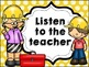 Classroom Rules |CONSTRUCTION Themed | MULTI-COLORED