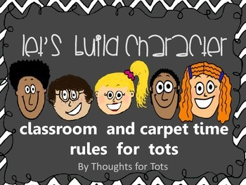 Classroom Rules, Carpet Time Rules