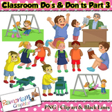 Classroom Rules Clip art