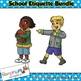 Classroom Rules & Etiquette Clip art Bundle