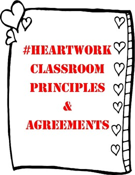 Classroom Principles & Agreements