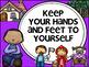 FAIRY TALE THEMED Classroom Rules