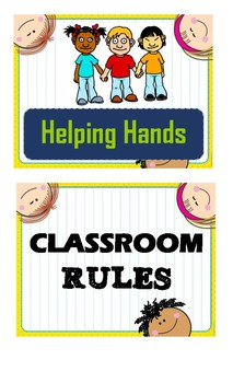 Classroom Rules Framed