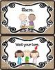 Classroom Rules - Free Rustic Classroom Decor