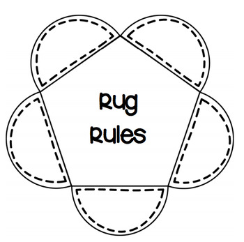 Classroom Rules Interactive Notebook Freebie
