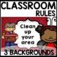 Classroom Rules (Ladybug Themed)