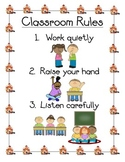 Classroom Rules Made Simple
