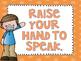 Classroom Rules- Melonheadz Brights Edition -EDITABLE!