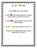 Skittles Feelings for Talking about Family Change (Like M&M Feelings)
