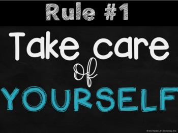 Classroom Rules {PBIS, Restorative Practice, Responsive Classroom}