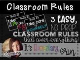 Classroom Rules {PBIS, Restorative Practice, Responsive Cl