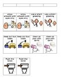 Classroom Rules PECS