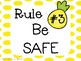 Classroom Rules: Pineapple Themed