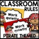 Classroom Rules (Pirate Themed)