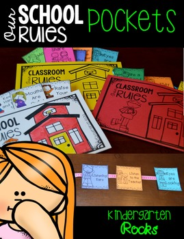 Classroom Rules Pocket Activity