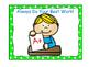 Classroom Rules-Polka Dot Theme (Green)