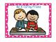 Classroom Rules-Polka Dot Theme (Pink)