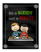Classroom Rules Poster Set (Color and Plain Text Set)