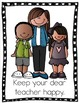 Classroom Rules Posters {Bundled}