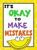 Classroom Rules Posters (Wacky Lemons)