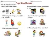 Classroom Rules Quiz