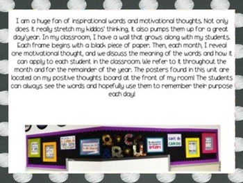 Classroom Rules & Quotes: Subway Art