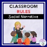 Classroom Rules - Social Story (FULL VERSION)