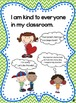 Classroom Rules Social Story: How to be Respectful, Respon