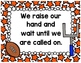Classroom Rules {Sports}