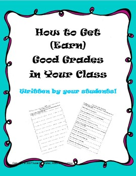 Classroom Rules Student-Involved Posters BTS or Anytime