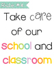 Classroom Rules Subway Posters - Soft Brights