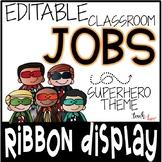 Editable Classroom Rules {Superhero Edition}
