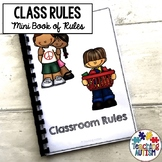 Classroom Rules Visual Book