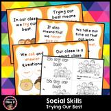 Classroom Rules Effort