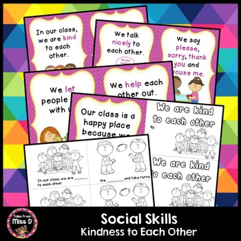 Classroom Rules Kindness