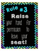 Classroom Rules {Whole Brain Teaching}