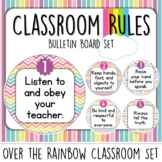 Classroom Rules. (With optional pictures!) Bulletin Board