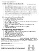 Middle School Classroom Rules, Working Agreement, and Violation Letter