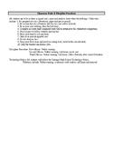 Classroom Rules and Discipline Procedure