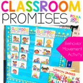 Classroom Rules and Expectations Movement Activity for Bac
