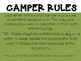 Classroom Rules (camping themed)