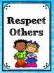 classroom rules posters -  behavior management - Positive Rules