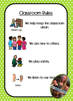 Classroom Rules for Children with Special Needs