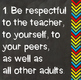 Classroom Rules for Success