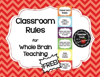 Classroom Rules Free Worksheets & Teaching Resources | TpT