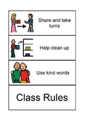 Classroom Rules for display