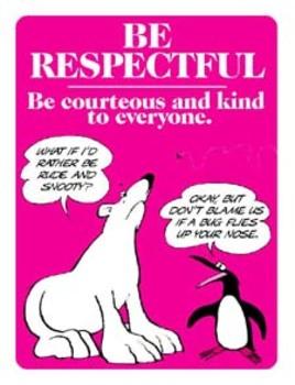 Classroom Rules handout