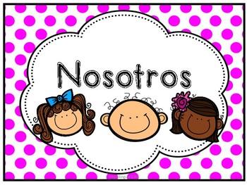 Classroom Rules in Spanish/Las reglas del salón en español