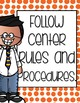 Classroom Rules with Dots