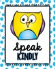 Classroom Rules with Owls